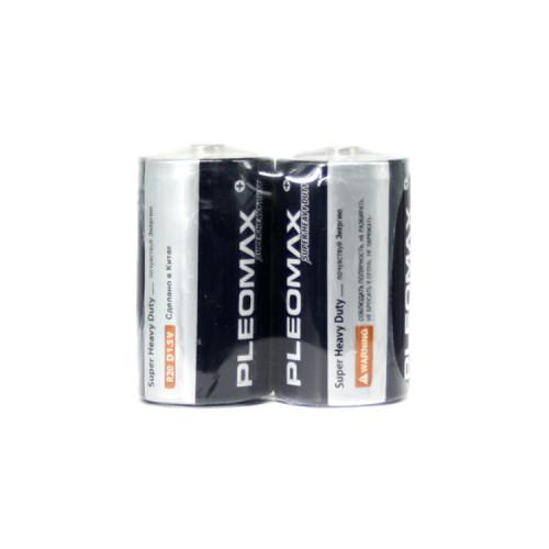 Элемент питания R20 PLEOMAX SAMSUNG б/б 2шт.