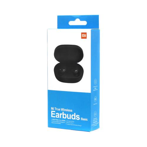 Беспроводные наушники EarBuds черный MI