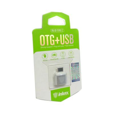 Адаптер OTG USB - Type-C PA-01 INKAX