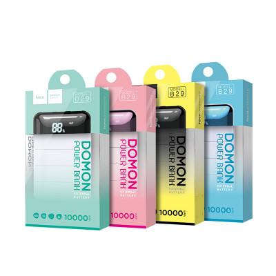 Внешний аккумулятор B29 10000mAh черный HOCO