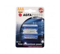 Батарейки LR03 AAA AGFAPHOTO 4шт.