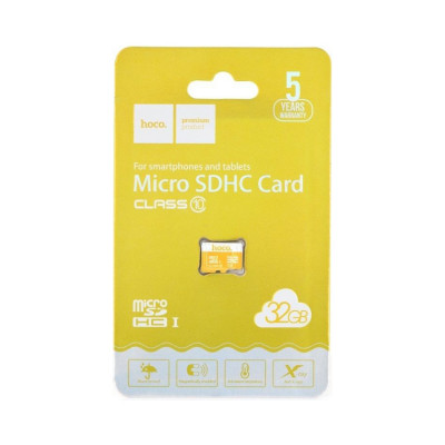 MicroSD 32GB HOCO