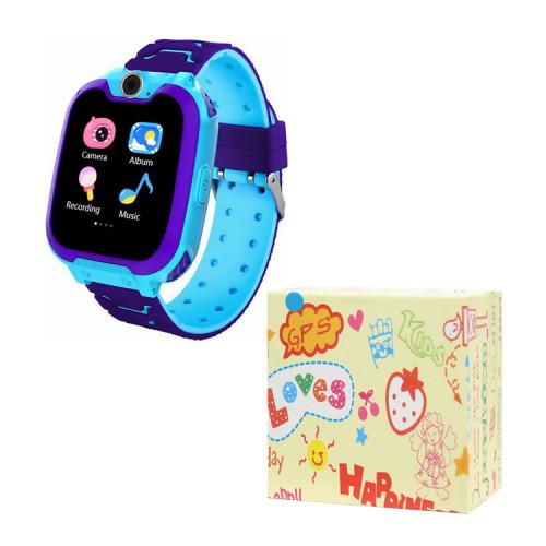 Детские умные часы G2 синие