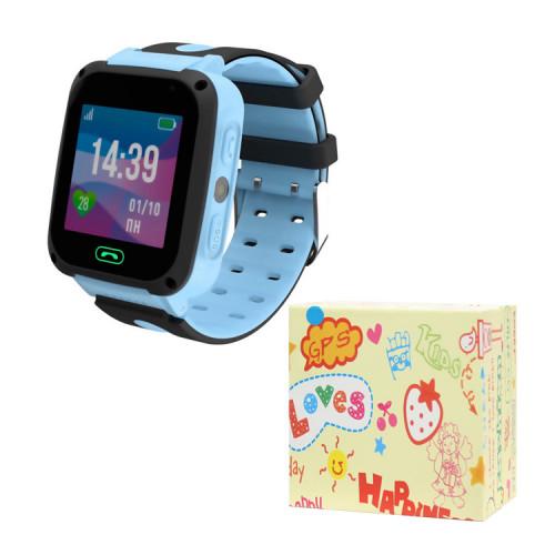 Смарт-часы G700S голубой