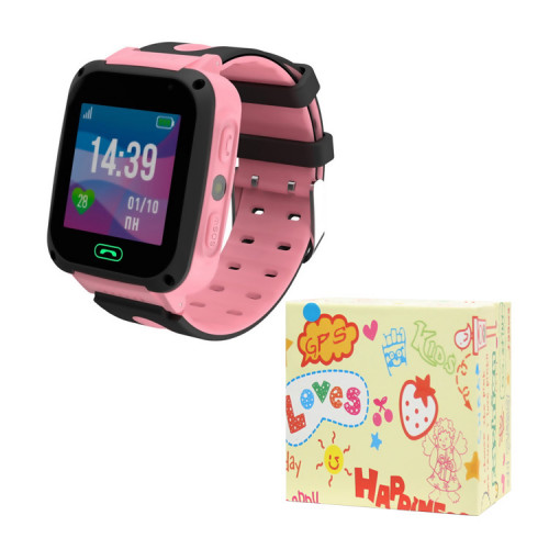 Смарт-часы G700S розовый
