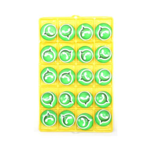 Держатель для телефона Pop Socket (лого WhatsApp)