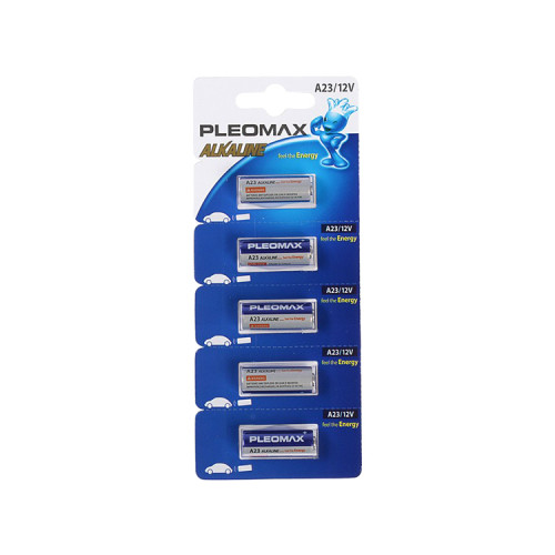 Элемент питания A23 Pleomax SAMSUNG 5шт.