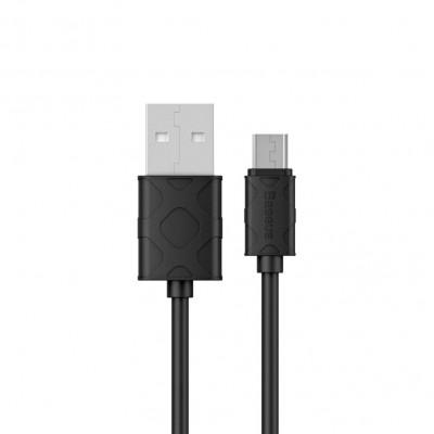 Кабель Micro USB CAMUN-01 черный BASEUS