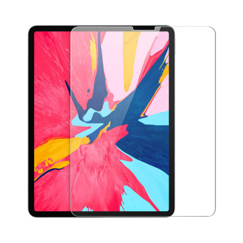Защитное стекло для Apple iPad 12.9'' (2020) прозрачное 2.5D