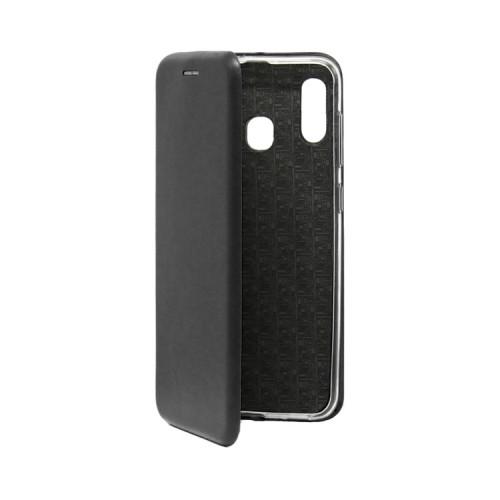 Чехол-книжка для Samsung Galaxy A20/A30 черный