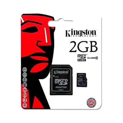 MicroSD 2GB KINGSTON