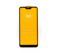 Защитное стекло 3D для Xiaomi Mi 6 Pro/A2 Lite черный (техпак)