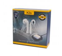 Беспроводные наушники K2S белый