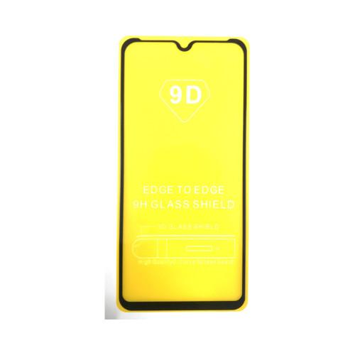 Защитное стекло 3D для Samsung Galaxy A10/A10S /M10 черный (техпак)