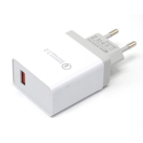 CЗУ Блок USB QC3.0 AS02