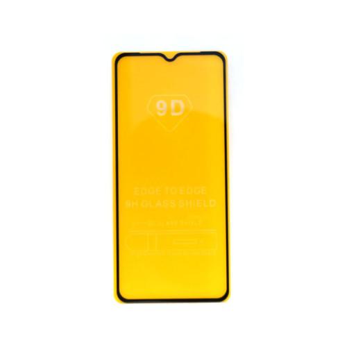 Защитное стекло 3D для Samsung Galaxy A02/A12/A42 /A70 черный (техпак)