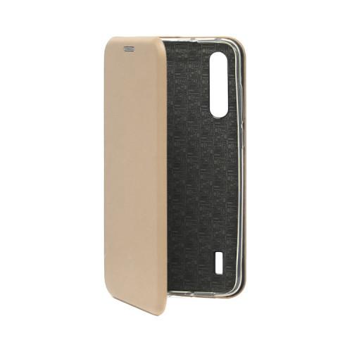 Чехол-книжка для Xiaomi Mi 9 Lite/CC9 золотой