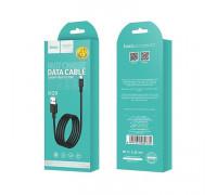 Кабель Micro USB X29 2.4A черный HOCO