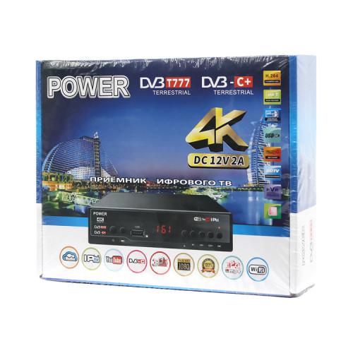 Цифровой TV-тюнер P-161 HD POWER