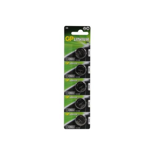 Батарейки CR2032 GP LITHIUM (К)
