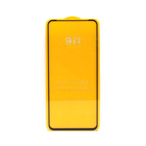 Защитное стекло 3D для Huawei Honor 30 / Honor 10X Lite черный (техпак)