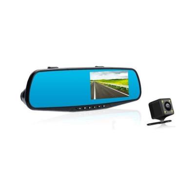 Видеорегистратор-зеркало DVR801 (1 камера)