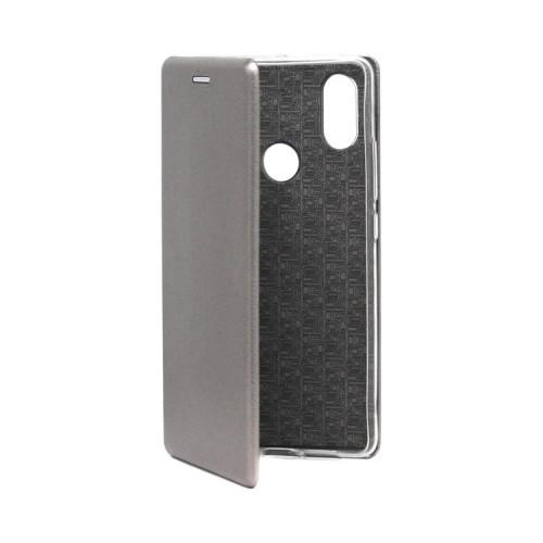 Чехол-книжка для Xiaomi Mi 8SE серый