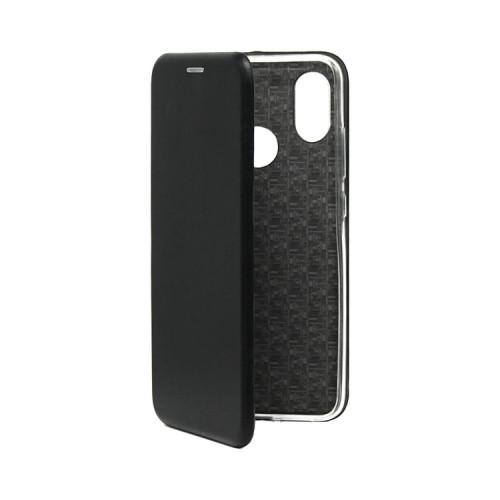 Чехол-книжка для Xiaomi Mi 8 черный