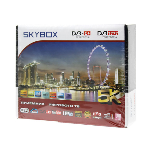Цифровой TV-тюнер SB-8800 SKYBOX
