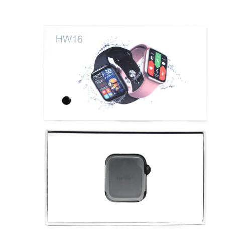 Смарт-часы HW16 черный APL