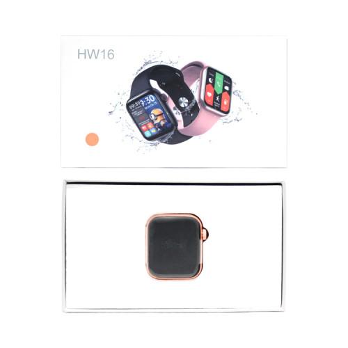 Смарт-часы HW16 розовый APL