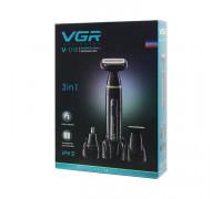 Машинка для стрижки V-016 3в1 VGR