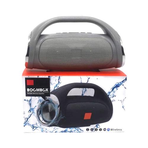 Портативная колонка BOOMBOX MINI K836 серый JB