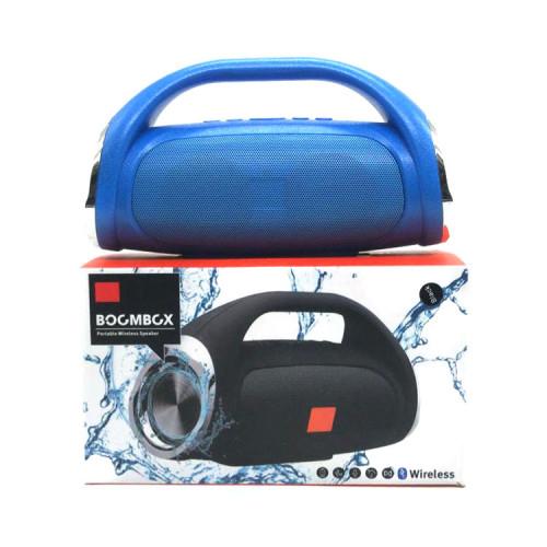Портативная колонка BOOMBOX MINI K836 синий JB