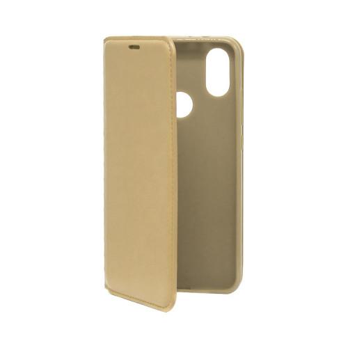 Чехол-книжка для Xiaomi Mi 6X/Mi A2 золотой