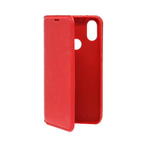 Чехол-книжка для Xiaomi Mi 6X/Mi A2 красный