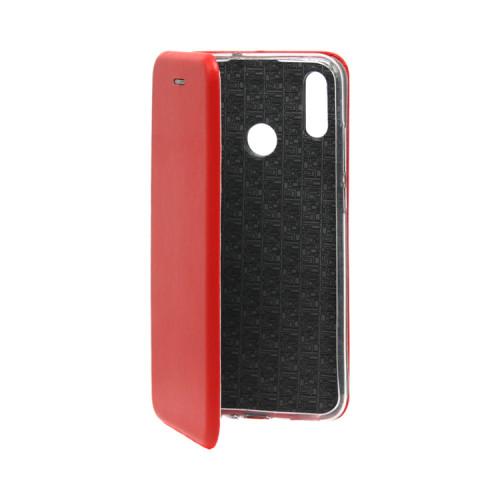Чехол-книжка для Huawei Honor 10 Lite красный