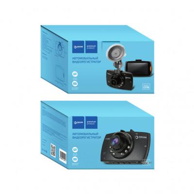 Видеорегистратор C218 (960p, 30 fps, угол обзора 90, AVI) черный DREAM