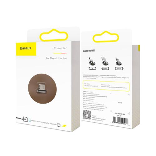 Магнитный адаптер для кабеля Micro USB CAMXC-E BASEUS