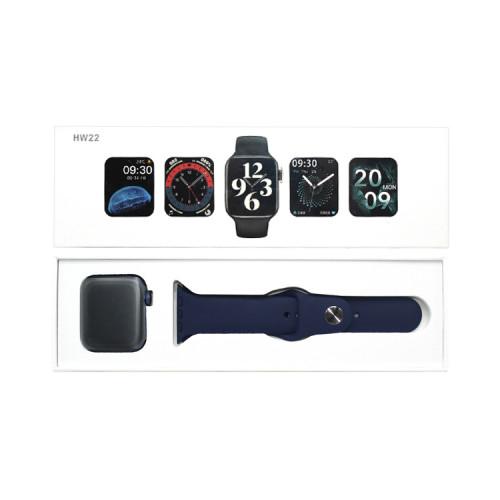 Смарт-часы HW22 темно-синий APL