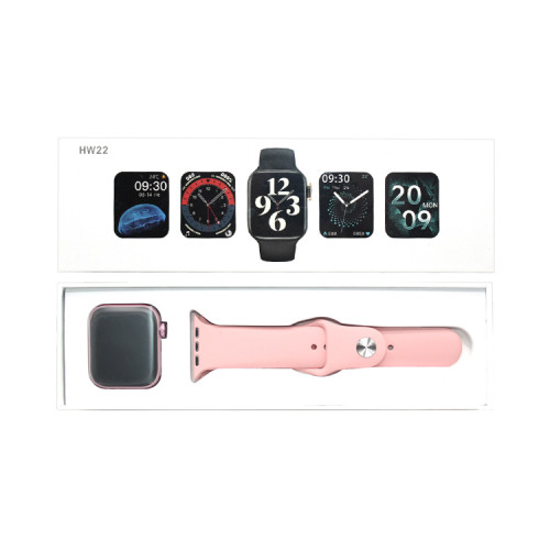 Смарт-часы HW22 розовый APL
