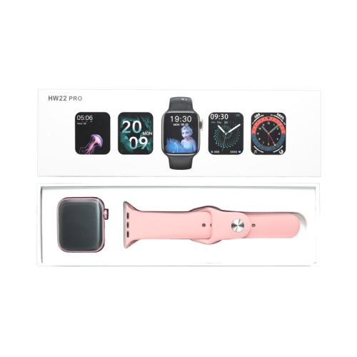 Смарт-часы HW22 PRO розовый APL