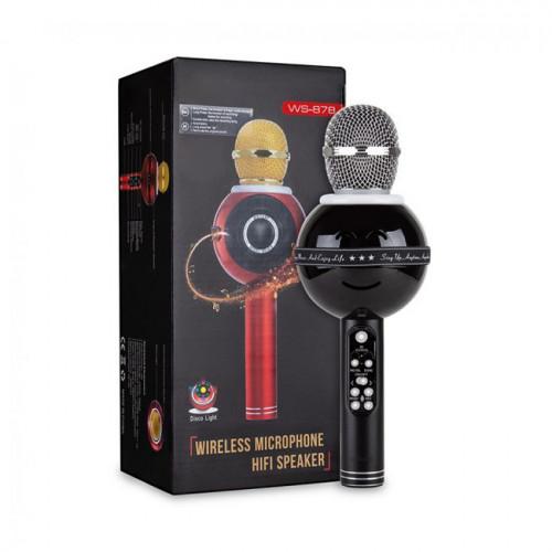 Караоке-микрофон WS-878 WSTR