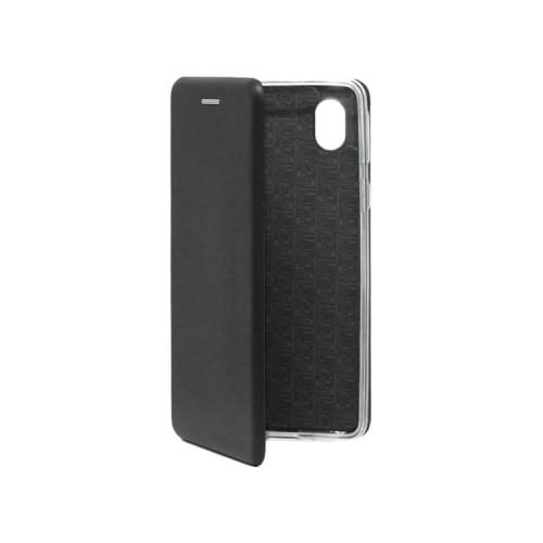 Чехол-книжка для Samsung Galaxy A01 Core черный