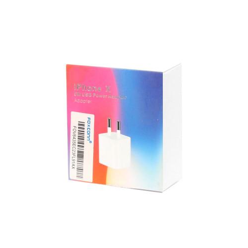 СЗУ 1USB 5W-XS cube белый FOXCONN
