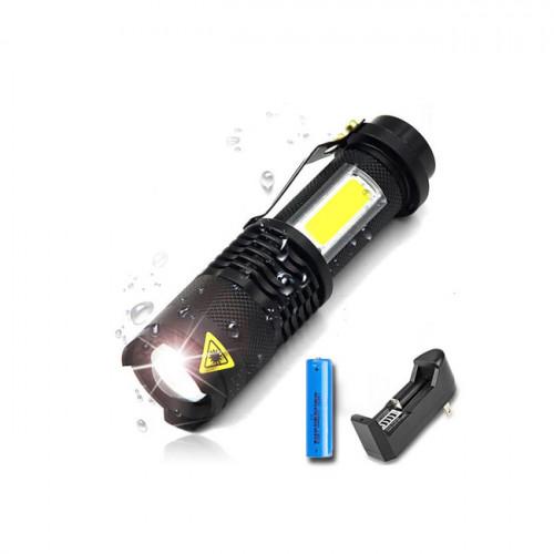 Ручной фонарь H-587 (14500)