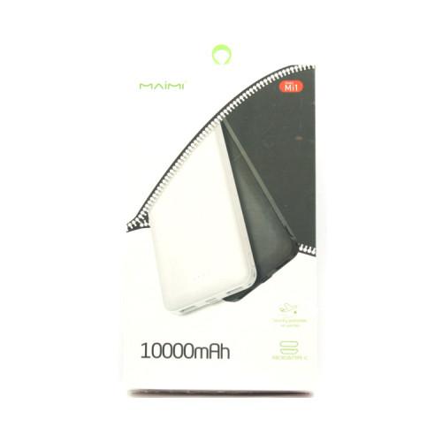 Внешний аккумулятор Mi1 10000mAh MAIMI