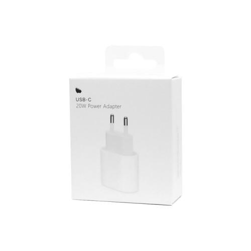 CЗУ USB-C 20W белый
