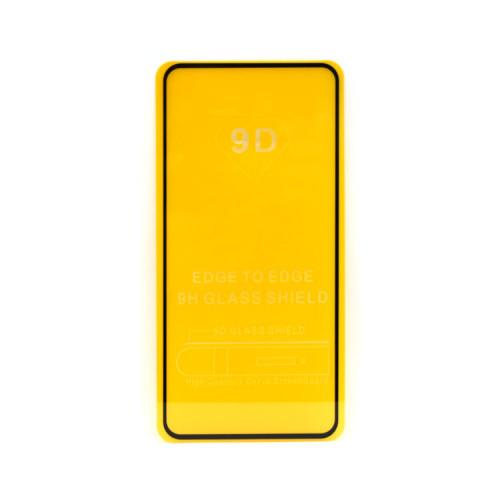Защитное стекло 3D для Xiaomi Poco F2 черный (техпак)
