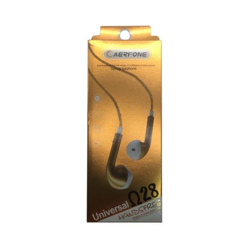 Наушники с микрофоном 28 AER FREE